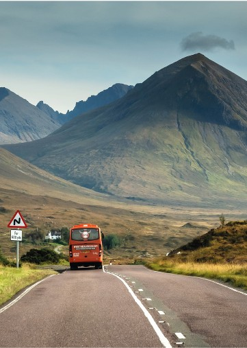 3-DAY ISLE OF SKYE, INVERNESS & HIGHLANDS