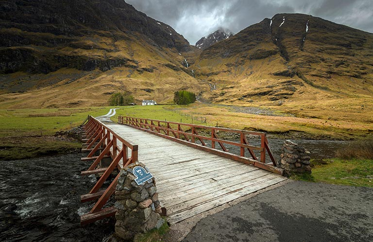Glencoe Stags 1 Day Loch Ness Tour