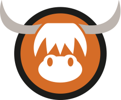 The Hairy Coo Logo