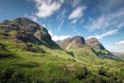 5-Day Tour Glencoe, Scotland
