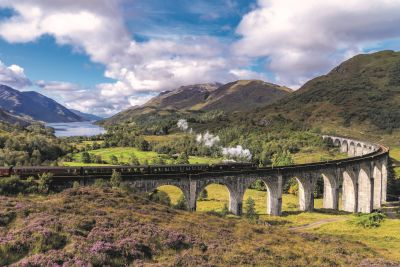 5-Day Tour Glenfinnan Viaduct